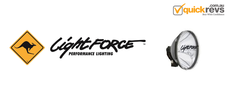 Lightforce - 4X4 Review | Lightforce Spotlights, Lightforce LED