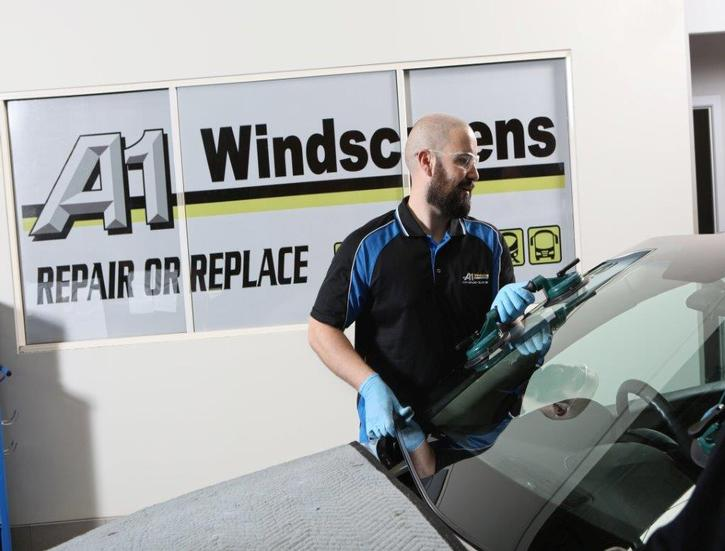 A1 repair windscreen