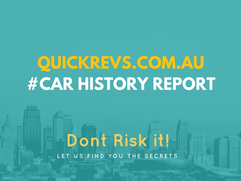 All about Endumbered Vehicle,PPSR and Car History Reports in Australia