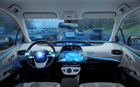 QuickRevs - Autonomous Vehicles