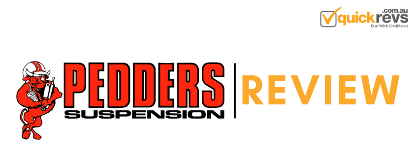 Pedders suspension Review Australia | Prices, Services, Products, Features