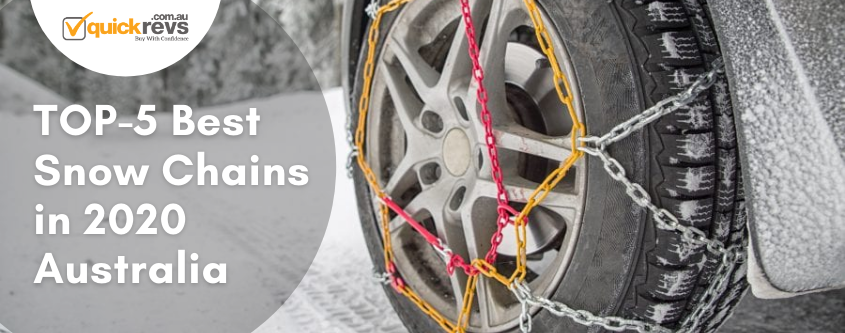 TOP-5 Best Snow Chains in 2020 Australia