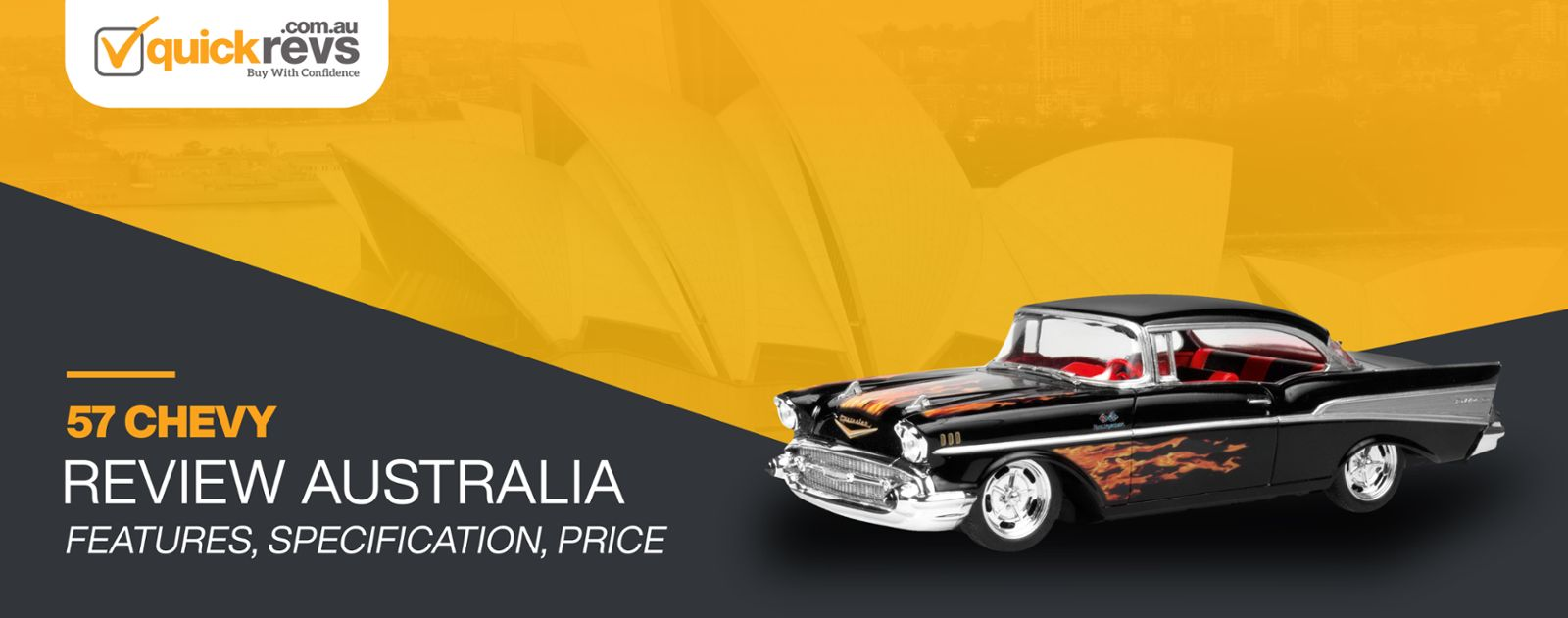 57 Chevy Review Australia | Features, Specification, Price