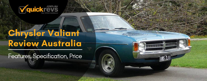 Chrysler Valiant Review Australia | Features, Specification, Price