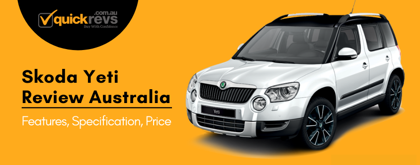 Skoda Yeti Review Australia | Features, Specification, Price