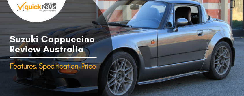 Suzuki Cappuccino Review Australia | Features, Specification, Price