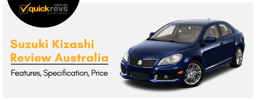 Suzuki Kizashi Review Australia | Features, Specification, Price