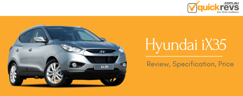 Hyundai ix35 Review: One of Australia's Best Hydrogen-Powered Cars