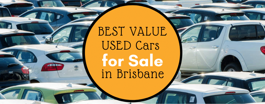 Top 8 Best used Cars for Sale Brisbane