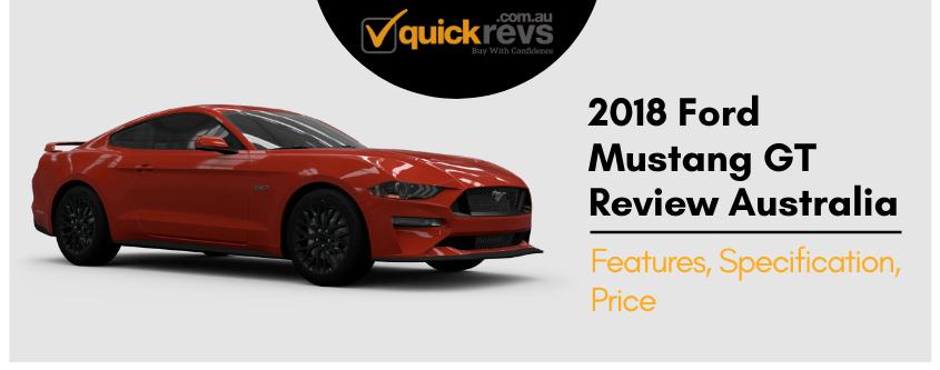 2018 mustang Review Australia