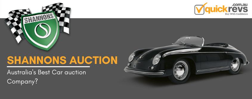 Shannons auction Review Best car auction company Australia