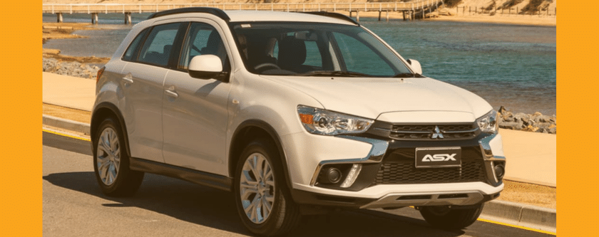 Mitsubishi ASX Review