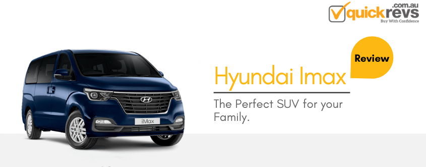 Hyundai iMax Review