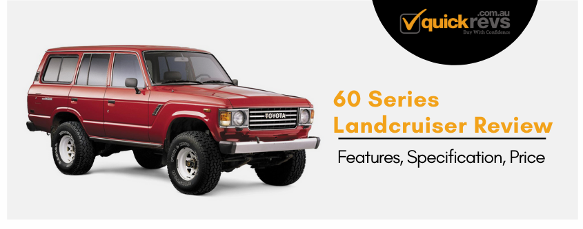 60 series Landcruiser Review Australia