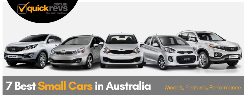 7 Best Small Cars in Australia