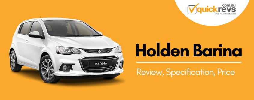 Holden Barina Review Australia