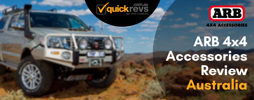 ARB 4x4 Accessories Review Australia | The Best 4x4 Parts