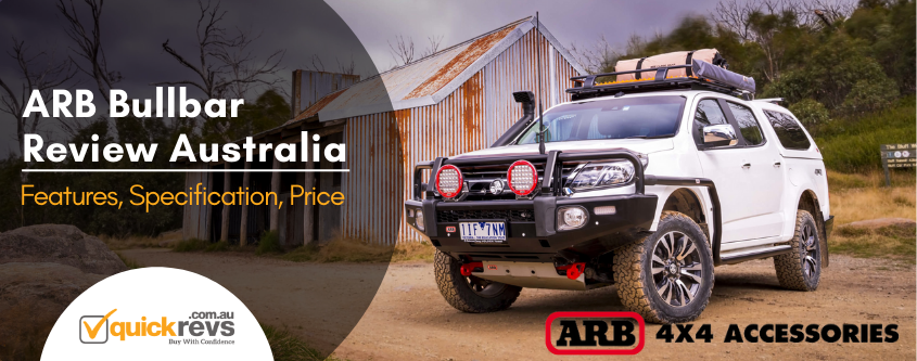 ARB Bullbar Review Australia
