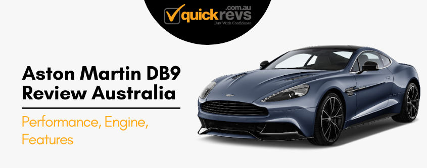 Aston Martin DB9 Review Australia