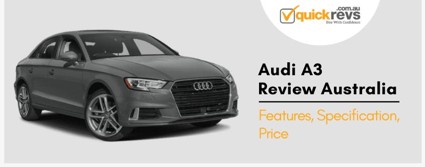 Audi A3 Review Australia