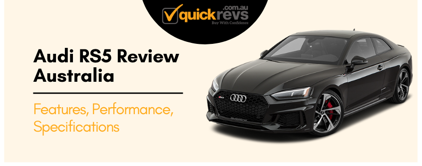 Audi RS5 Review Australia