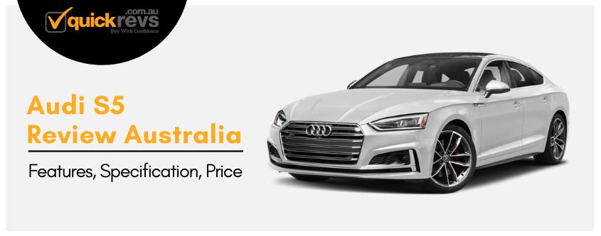 Audi S5 Review Australia