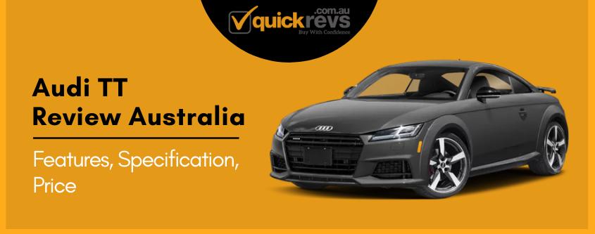 Audi TT Review Australia