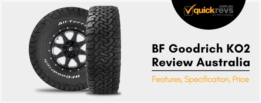BF Goodrich KO2 Review Australia