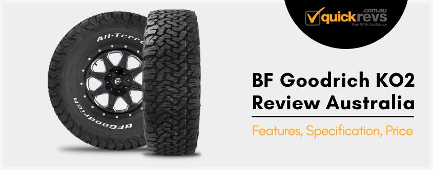 BF Goodrich KO2 Review Australia