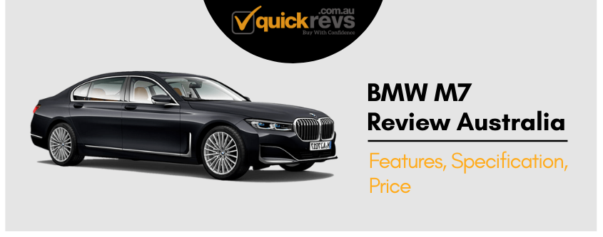 BMW M7 Review Australia