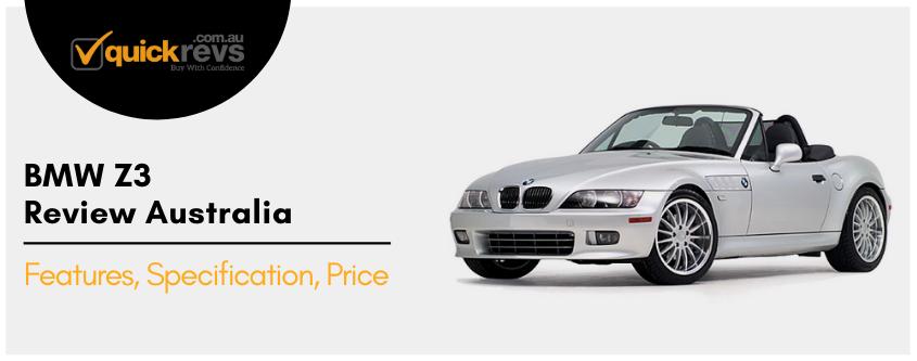 BMW Z3 Review Australia