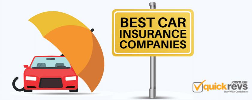 Best Car Insurance Companies of 2019 in Australia | Quick Revs