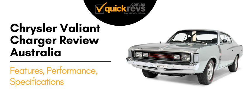 Chrysler Valiant Review Australia
