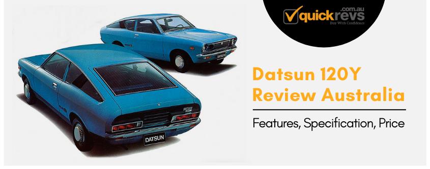 Datsun 120y Review Australia