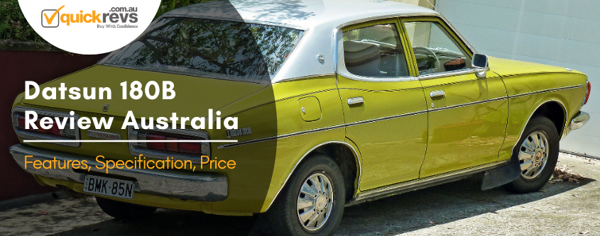 Datsun 180B Review Australia