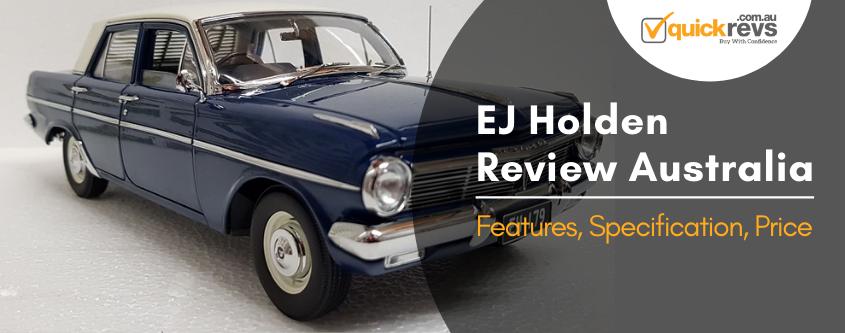 EJ Holden Review Australia