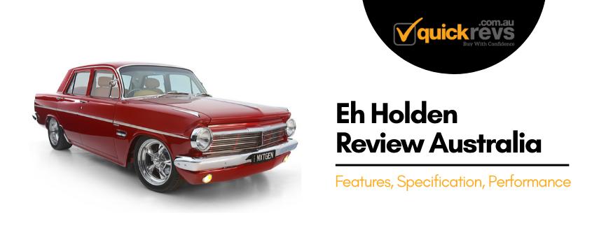 Eh Holden Review Australia
