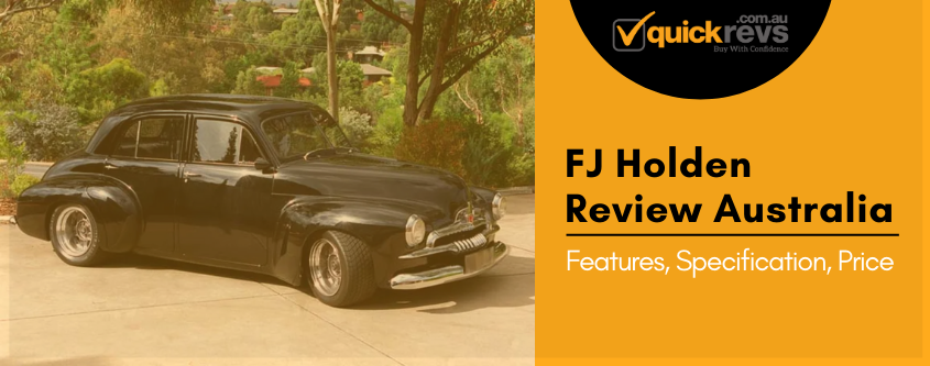 FJ Holden Review Australia