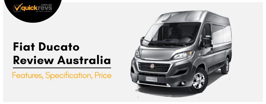 Fiat Ducato Review Australia