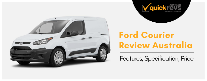 Ford Courier Review Australia