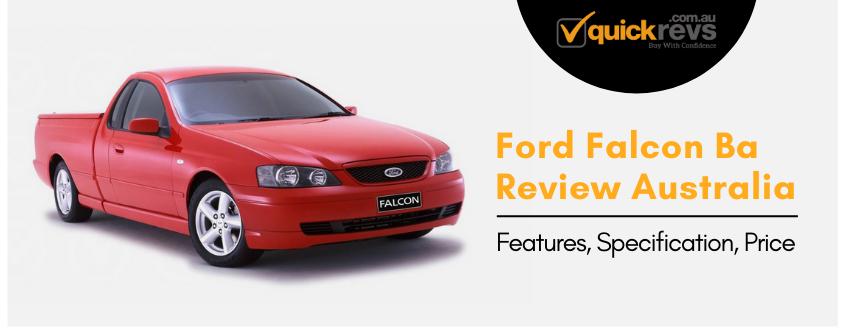 Ford Falcon Ba Review Australia
