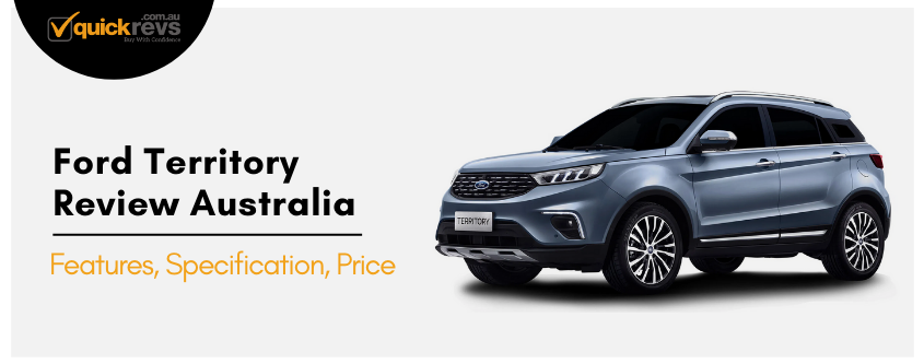 Ford Territory Review Australia