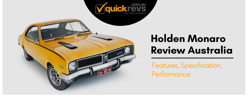 HQ Monaro Review Australia