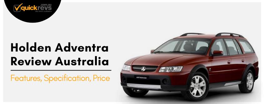Holden Adventra Review Australia