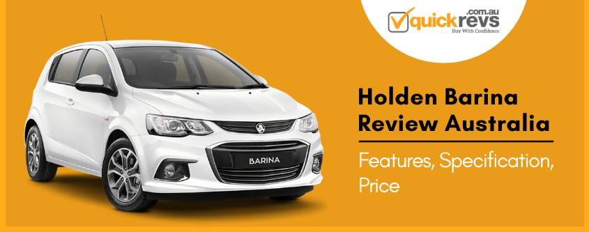 Holden Barina Review Australia