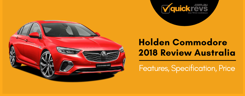 Holden Commodore 2018 Review Australia