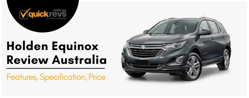 Holden Equinox Review Australia