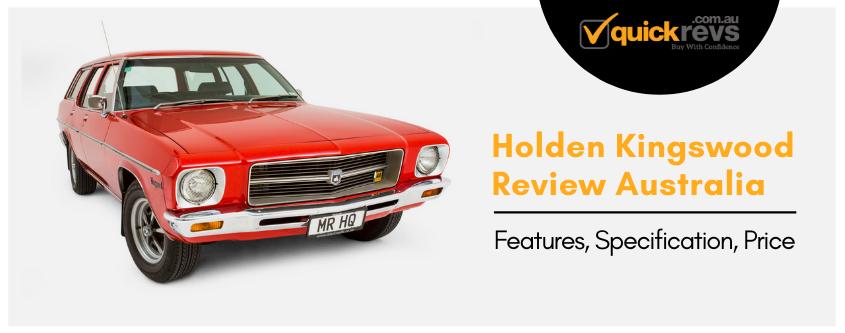 Holden Kingswood Review Australia
