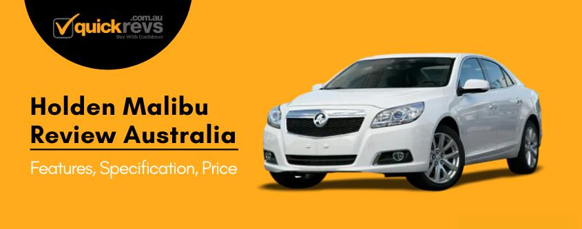 Holden Malibu Review Australia