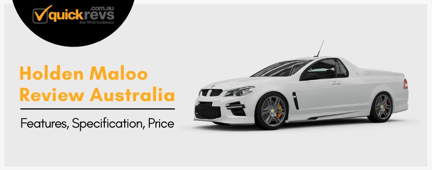 Holden Maloo Review Australia